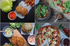 PIZZA vs. BURGER - sund tømmermændsmad