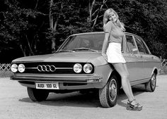 1973 Audi 100 (C1) | Flickr - Photo Sharing!