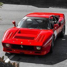 #Ferrari 288 #GTO