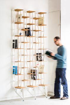 Книжный шкаф CÉLI by Jo-a   дизайн Sébastien Boucquey