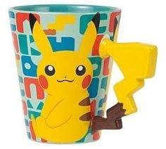 Ooh. I would drink my coffee out of this everyday. In fact, I think I'd just drink everything out of it.