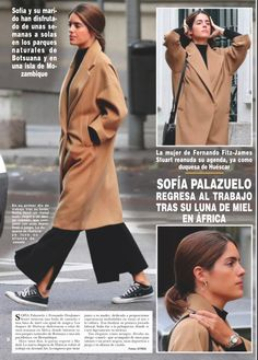 Royal Fashion, Look Fashion, Winter Fashion, Looks Chic, Casual Looks, Airport Style, Winter Looks, Street Style Women, New Outfits