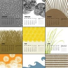 calendar: jotain tällasta graafista jutskaa firman omilla sävyillä...vois olla jees...