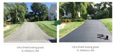 Spring almost here! Add curb appeal at a great value! #driveway #latexite