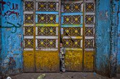 Mokattam (Garbage City), Cairo. Photo by Amanda Mustard, courtesy fotojournalismus