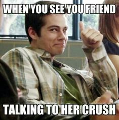 Top 100 Funny Crush Memes That Are So True funnyfr Funny Crush Memes, Crazy Funny Memes, Really Funny Memes, Stupid Funny Memes, Funny Relatable Memes, Funniest Memes, Funny Friend Memes, Funny Stuff, Memes Humor
