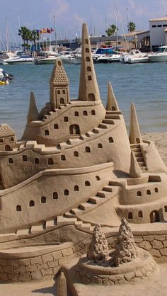 Best sand castle ever