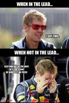 #SebastianVettel meme #F1