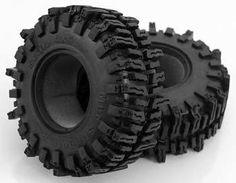 Z-T0097 Mud Slingers 2.2 Tires (1x Pair)