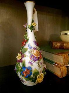 Vintage Bud Vase   $28  Grace Designs Booth #333  City View Antique Mall  6830 Walling Lane Dallas, TX 75231  Read more: http://dallas.ebayclassifieds.com/home-decor/dallas/vintage-bud-vase/?ad=40504370#ixzz3grZGQ7gV