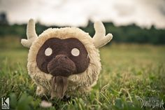 Beefalo Plush Don't Starve (OUT OF STOCK) http://store.kleientertainment.com/products/535989-beefalo-plush
