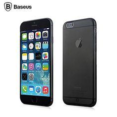 iPhone 6 Case, Wellingsale® [Liquid Crystal Series TPU] iPhone 6 (4.7) ULTRA THIN SLIM Soft Clear Protective Cover in Black Wellingsale http://www.amazon.com/dp/B00QISDXHK/ref=cm_sw_r_pi_dp_BdS4ub1KDG93M