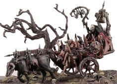 Vampire Counts Corpse Cart
