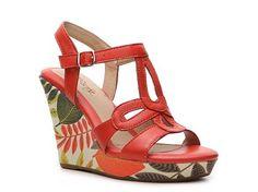 Eurosoft Paulette Wedge Sandal Womens Wedge Sandals Sandals Womens Shoes - DSW