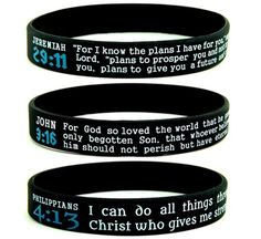 Motivational Quote Wristbands - Believe, Dream, Greatness Silicone Rubber Bracelets - Wholesale Lot of Bulk Gifts for Adults Men Women Teens Rubber Bracelets, Silicone Bracelets, Jewelry Bracelets, Jewlery, Christian Verses, Christian Gifts, Christian Men, Christian Bracelets, Thing 1