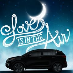 Love is in the air. Kia Sportage, Alexandria, Neon Signs, Inspiration, Cars, Biblical Inspiration, Alexandria Egypt, Inspirational, Inhalation