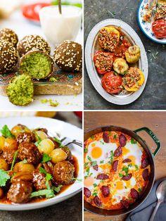 8 oppskrifter fra Midtøsten du ikke vil gå glipp av Chicken Wings, Meat, Ethnic Recipes, Dessert, Food, Meal, Eten, Desserts, Meals