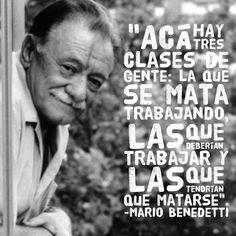 #AsiLoDijo #AsiLoEscribio Benedetti