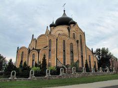 Bialystok - Church of the Holy Spirit, Poljska Holy Spirit, Poland, Taj Mahal, Community, World, Building, Travel, Holy Ghost, Viajes