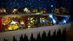 Lemax Little Christmas Village 2014 (Bob, Kiki, Konstantinos & Olga Athens - Greece)