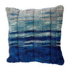 Kissen Ull Blå Blau, 42€, jetzt auf Fab.