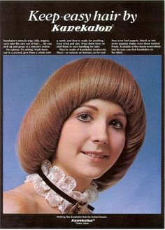 No one can tell it's a wig. Or even that it's meant to be put on a human head. (Funny bad ads)