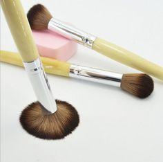 15.3cm Powder Blush Brush High Quality Professional Wool Fiber Cosmetics Makeup Brushes Foundation Make Up Beauty Tools #Affiliate
