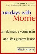 It's been ten years since Mitch Albom first shared the wisdom of Morrie Schwartz with the world. Now-twelve million copies later-in a new afterword, Mitch Albom reflects again on the meaning of Morrie's life lessons and the gentle, irrevocable impact of their Tuesday sessions all those years ago. . .   _____   Maybe it was a grandparent, or a teacher, or a colleague. Someone older, patient and wise, who understood you when you were young and searching, helped you see the world as a more profo...