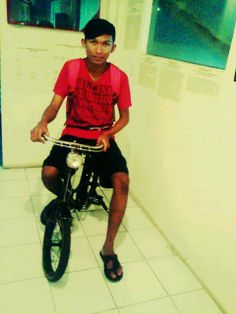 like kids on the Museum Malang Tempo Doeloe