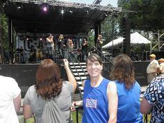 gary sinise memorial day concert 2012