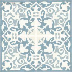 $5.80 Cement Tile Shop - Encaustic Cement Tile Madrid
