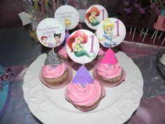 Princess Valentina 1st Royal Birthday | CatchMyParty.com