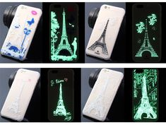 4.7 inch Luminous Effect Case Glow in the Dark Transparent Back Cover Case for iPhone 6 iPhone Cases & Covers | RoseGal.com