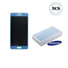 Display Screen Original Samsung Galaxy Alpha SM-G850-SM-G850F Azzurro
