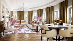 Luxury Penthouses in London and the matching materials used by Material World - 7heaven Interiors  Lifestyle