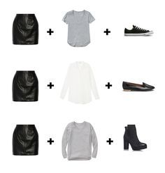Minimal styling...5 statement pieces.