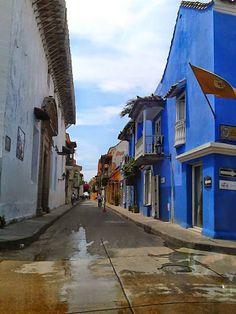 Calle del Curato, foto artista Antonio Rodriguez
