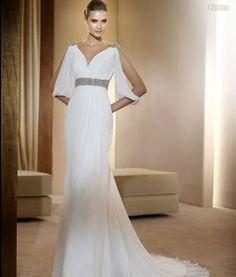 vestidos corte imperio para boda - Buscar con Google