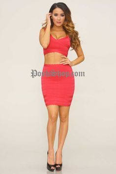 Liberty Bandage Two Piece – Rose - New Arrivals