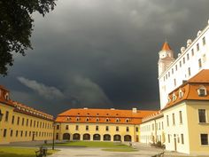 02.07.2014 - Heftige Gewitterzelle @ Bratislava (SK)