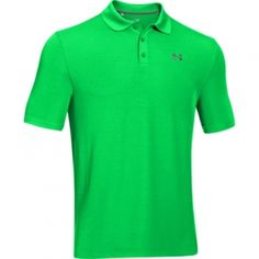Find the Under Armour Men's Performance Polo - Green Energy/Graphite by Under Armour at Mills Fleet Farm.  Mills has low prices and great selection on all Shirts.