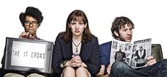 The IT Crowd - This show is hilarious. (Sadly, only 4 seasons and is now canceled.)  Also, look for special episode created in 2013 to end off the show, hilarious!