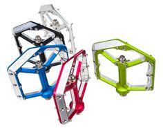News: Spank brings new Oozy pedal - Lighter, more beautiful, better | Enduro Mountain Bike Magazine