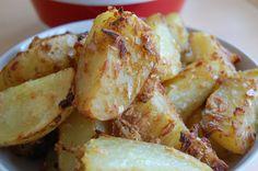 Extra tasty roast potatoes. Extra easy, too.