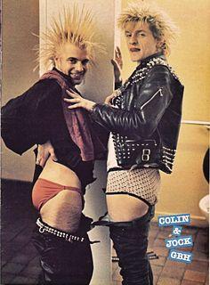 Punk Guys, 80s Punk, The Adicts, Estilo Punk Rock, Gothabilly, Riot Grrrl, Heavy Metal Music, Gothic Rock, Club Kids