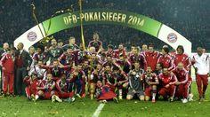 Bayern München wint Duitse beker