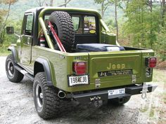 Tuttle Click Jeep >> Jeep CJ8 Scrambler Hardtop | jeep unlimited | Pinterest | Schools, Old school and Jeeps