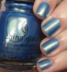 "China Glaze - ""Joy To The Waves"", Holiday 2016 Seas and Greetings Collection"