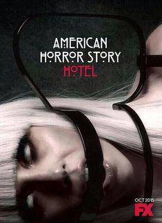 AHS V Hotel | Oct 7. Yes, that's Lady Gaga. One episode in and I love it already.