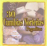 30 Cumbias Norteñas Pegaditas [CD]